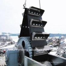 Aufzugs-industrielles Hochleistungsaufzug-Förderband