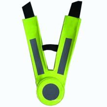 Детям светоотражающие полосы полиэстер высокая видимость жилет безопасности школы (YKY2853)
