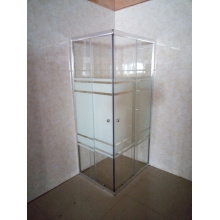Adjustable Aluminum Frame Shower Room Enclosure (E-07ABL)