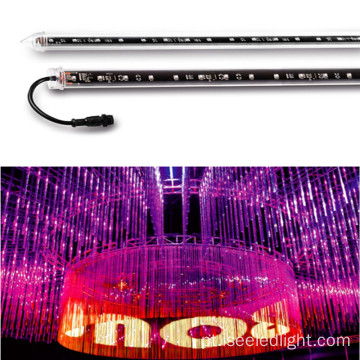 Tubo de Meteoros Madrix Nightclub RGB LED 3D
