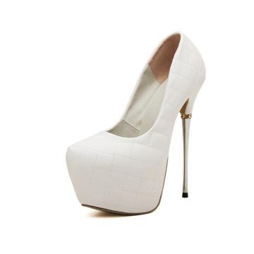Novos sapatos de salto de design de mulheres (Y 21)