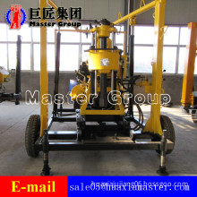 XYX-130 Wheeled Hydraulic Rotary Drilling Rig mini bore pile drilling rig
