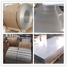 Tôle et bobine d'aluminium 5086