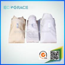 Colector de polvo industrial Bolsa de filtro de tabaco PP