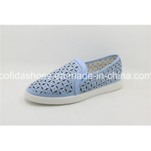 17ss Fashion Cool Flat Leather Women Shoes