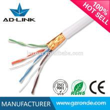 Gute Qualität Netzwerkkabel FTP 0.5mm BC OFC Kabel cat5e abgeschirmt