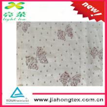 flocking cotton chambray fabric