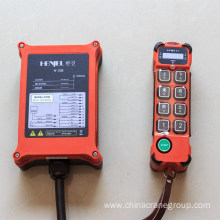 wireless remote controller for crane