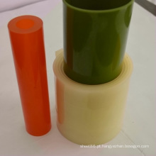 Folha plástica / rolo do poliuretano colorido do plutônio do Anti-Choque