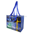 New products tesco design folding pp woven shopping bags