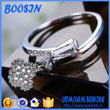 Fancy Custom Ajustable Ring for Wedding