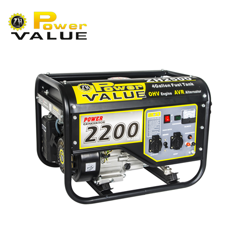 2kw Single Phase Gasoline Generator Price in India