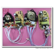 Transducteur 1.7MHz pour pièces à nébuliseur ultrasonique