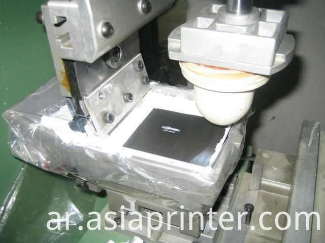 package bag pad printing machine