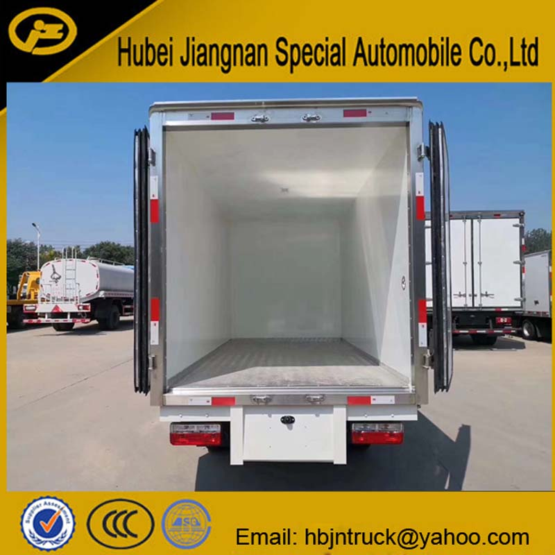 Dongfeng Refrigerated Freezer Truck