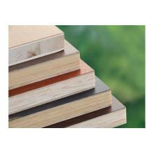 Revestimiento de fachada de melamina o tablero de madera para uso en construcción