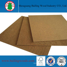 2.7mm Good Quality Hardboard Sheet with Cheap Price