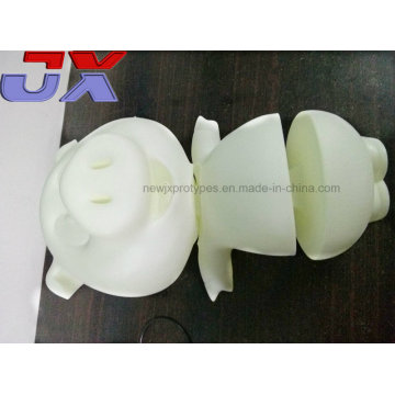 Customized Rapid Prototypes/CNC Machined Parts