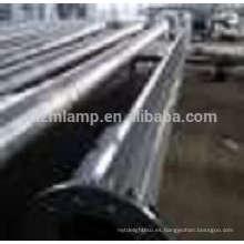 Yangzhou TIANXIANG 3-12 m poste de luz de calle poste de la lámpara de acero galvanizado