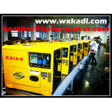 Classic Type Silent Home Use Hot Sale Generator 5kw for Export