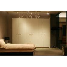 Venta al por mayor modulares de madera maciza armario gabinete