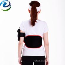 Sichuan a fabriqué le coussin chauffant de dos de lumière infrarouge lointain 12V