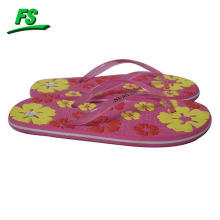 zapatilla de la muchacha de Eva de la manera, últimas zapatillas estampadas coloridas de las muchachas, nuevas zapatillas de lujo de las muchachas eva