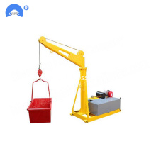 1 T Mobile Small Jib Crane