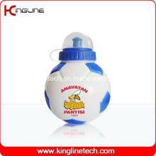 Пластиковая бутылка воды спорта, пластиковая бутылка спорта, 850 мл спортивная бутылка воды (KL-6824)