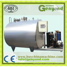 Stainless Steel Milk Chilling Machine