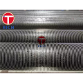 Extruded Fin Tube ASME SA213 Stainless Base Tube