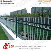 New Design Galvanized Wrought Iron Fence