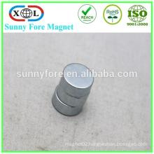 powerful round shape subwoofer neodymium magnet