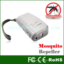 Repelente contra mosquitos portátil electrónico antiparasitario en el control de plagas