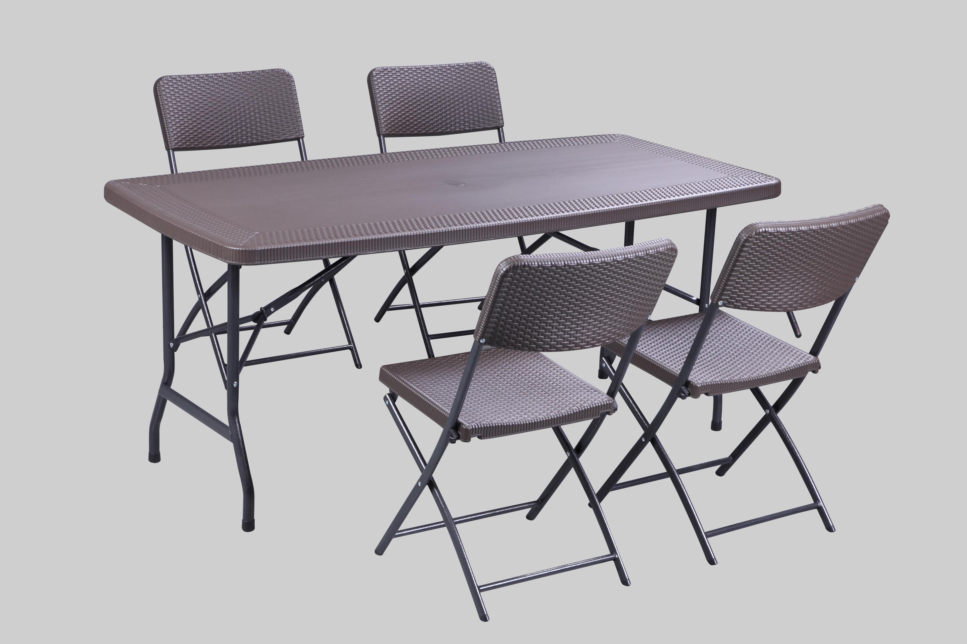 Folding Plastic Garden Lawn Chairs