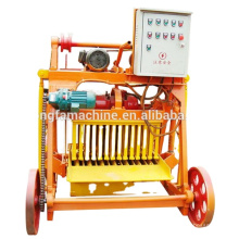 QMJ4-45 building and construction brick machine equipment, machines for small businesses