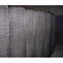 Tissu en fil noir de 100 microns