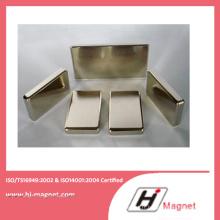 Aimant de bloc de néodyme de haute qualité avec ISO9001 Ts16949