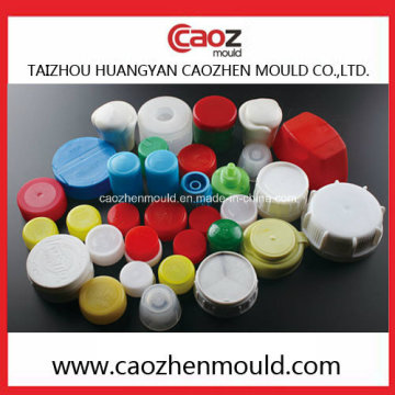 Verschiedene Arten Flip / Öl / Wasser Flasche Cap Mold