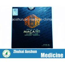 Высокое качество - таблетки Maca с стандартным продуктом GMP-Hot Sell-Adult
