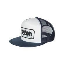 Brans Flat Bill Snapback Hat Custom Straps