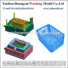 fish crate mold/ fish box mould fruit crate mould offered by Taizhou Huangyan Wanfang mould
