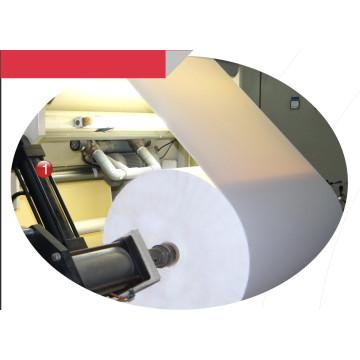 Libere el papel para el material autoadhesivo de la etiqueta