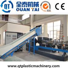Système de granulation en plastique / Machine de regranulation / Machine de recyclage en plastique
