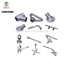 Kundenspezifischer Fabrik Soem-Präzisionscasting / CNC-Bearbeitungsservice