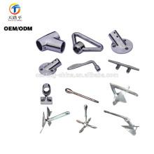 custom factory OEM precision casting /CNC machining service