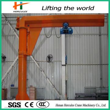 Grues de colonne Swing 5 t rotatif Jib Crane grue