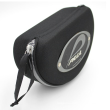 New fashion semicircle nylon custom eyewear sunglasses case