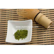 Chá verde japonês de Matcha (terra de pedra)