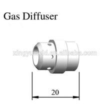 Difusor de gas cerámico de soldadura de 24kd